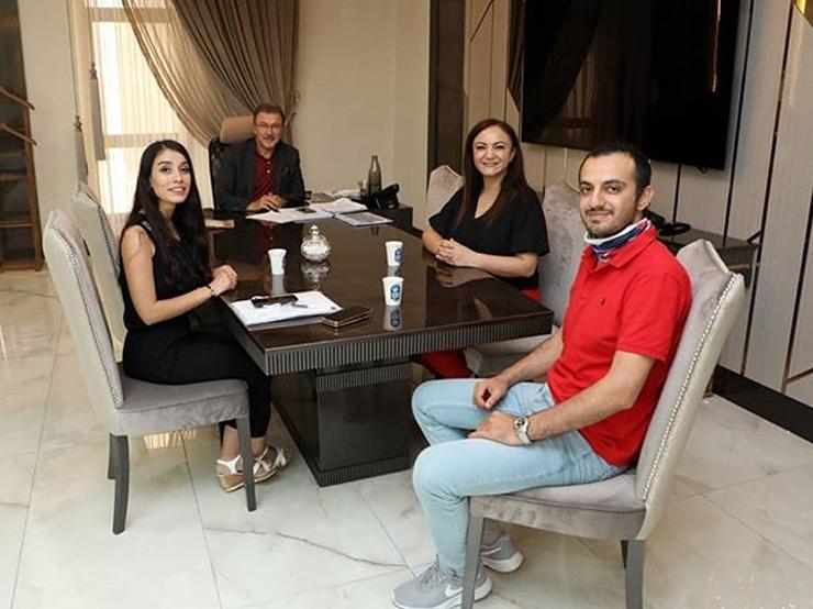 İstanbul Eyüpsultan Belediyesi Belediye Başkanı Sayın Deniz Köken ziyaret edildi.