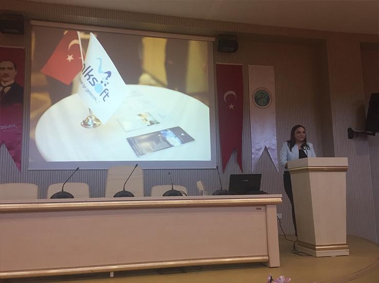Kilis 7 Aralık Üniversitesinde, Girişimcilik, Dijitalleşme, E-ticaret Konferansı