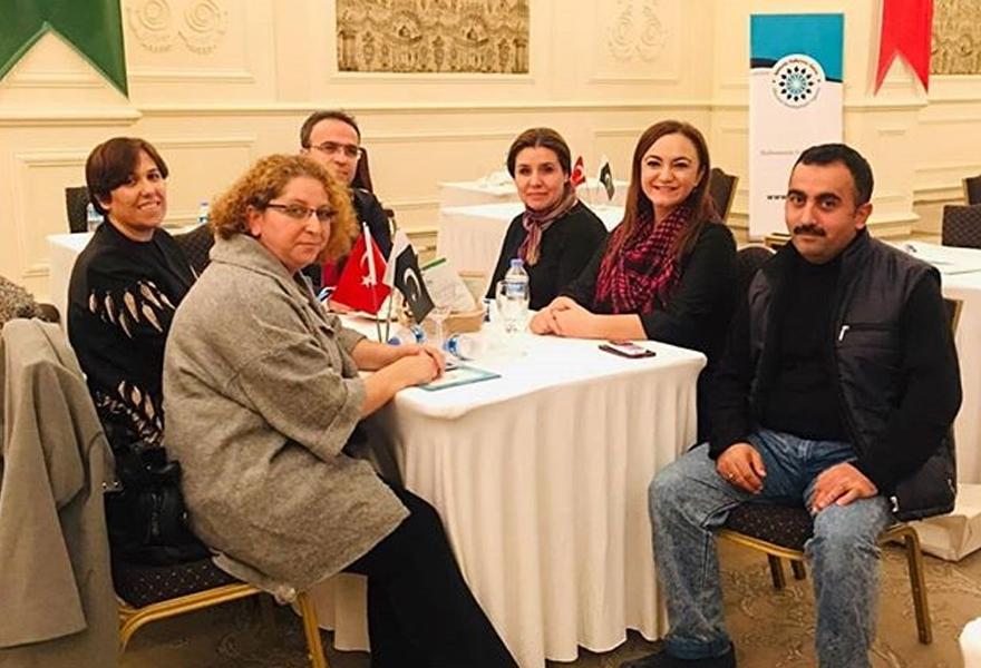 Türkiye - Pakistan iş forumu