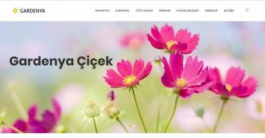 Gardenya Çiçek