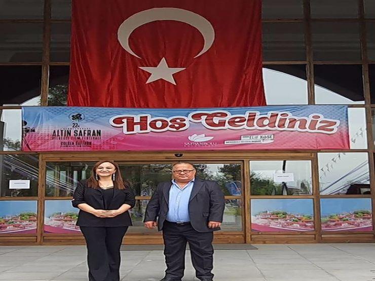 Safranbolu Belediye Başkan Yardımcısı Sayın Metin Yıldırım ile...