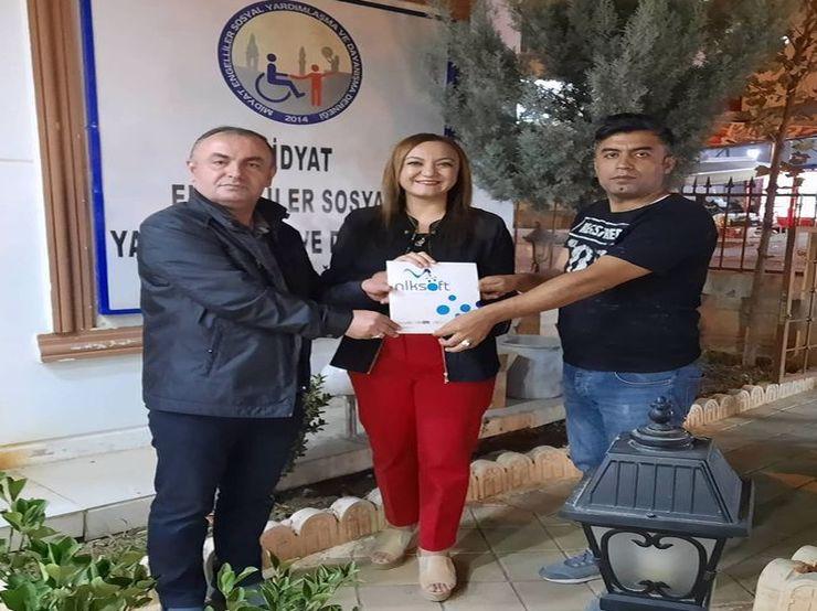 nlksoft olarak Margisad(Mardin Tekstil ve Giyim Sanayicileri Derneği) iş birliğiyle...