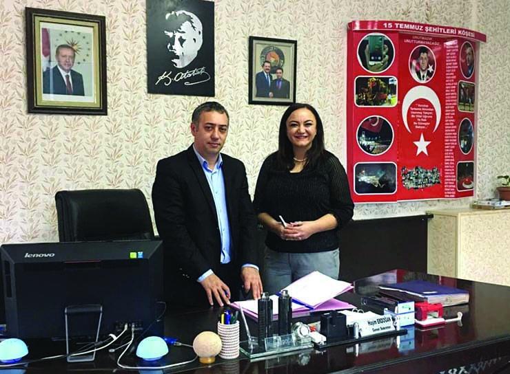 İslahiye Ticaret Odası Üyelerine Özel 'E-Ticaret ve E-İhracat' Eğitimi Verildi.