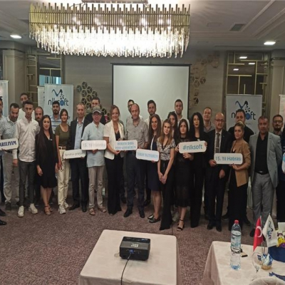 nlksoft olarak 4. İş Ortaklığı toplantımızı Gaziantep'te gerçekleştirdik.