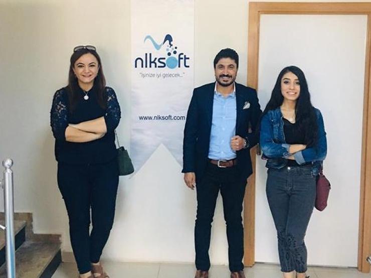 Nlksoft,çözüm ortaklarına yenisini eklemeye devam ediyor.