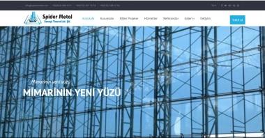 Spider Metal Sanayi Ticaret Ltd. Şti